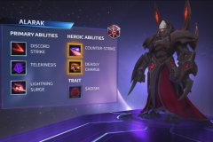 Heroes of the Storm Alarak Hero