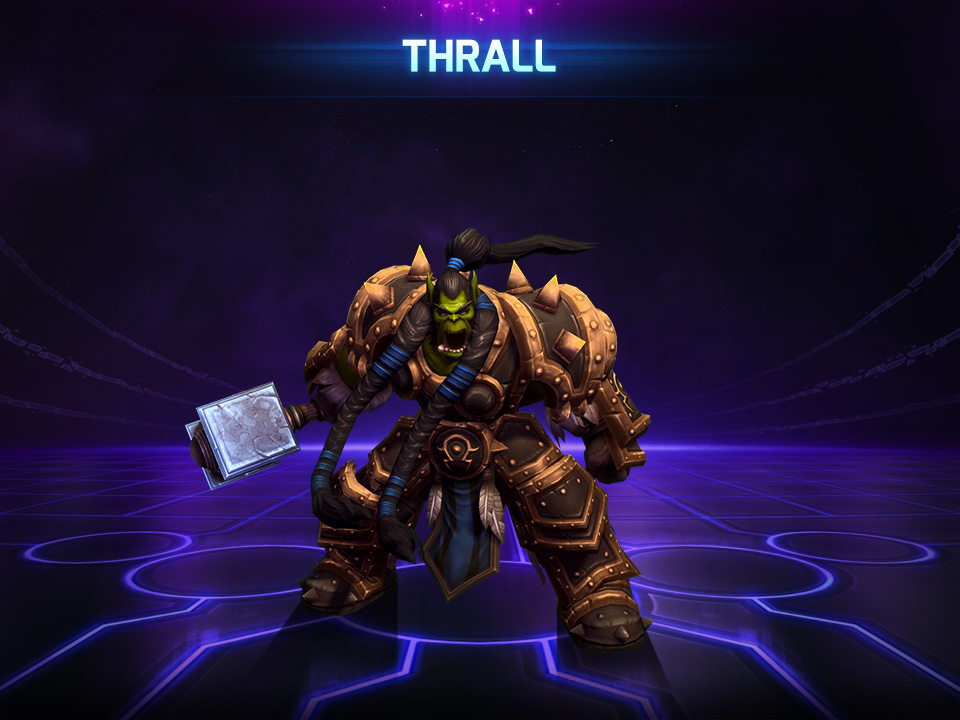 Heroes of the Storm Thrall Hero