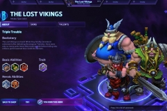Heroes of the Storm The Lost Vikings Hero