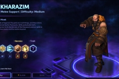 Heroes of the Storm Kharazim Hero