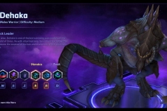 Heroes of the Storm Dehaka Hero