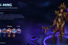 Heroes of the Storm Li-Ming Hero