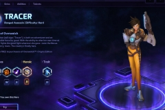 Heroes of the Storm Tracer Hero