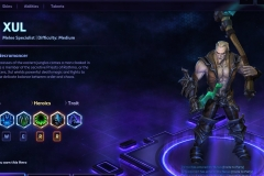 Heroes of the Storm Xul Hero