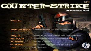 Counter Strike History