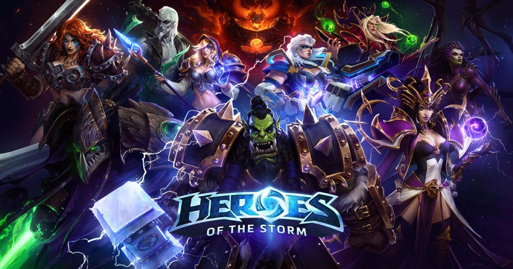 Heroes of the Storm History