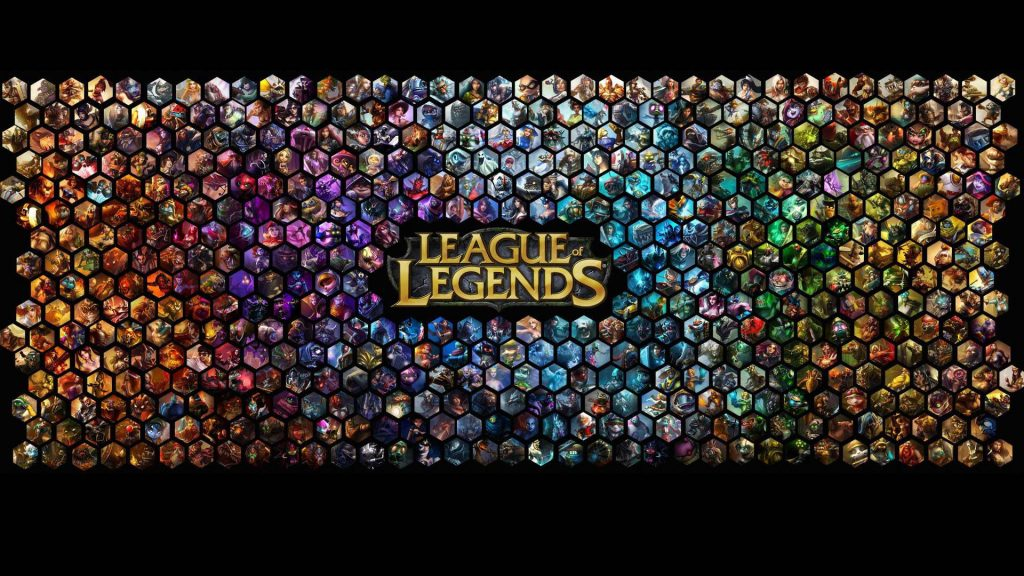 League of Legends History