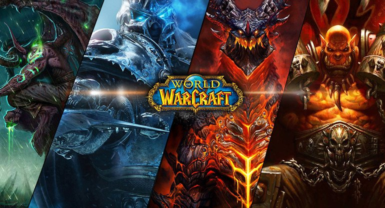 Join World of WarCraft